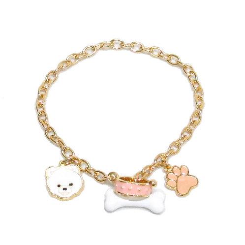 Gubjung & Friends Pomeranian bracelet (เซทข้อมือปอมเมอเรเนียน)