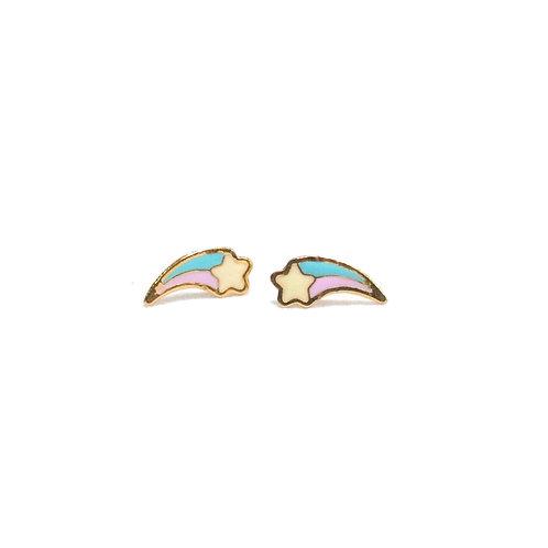 Starlet Earring (ต่างหูดาวตก)