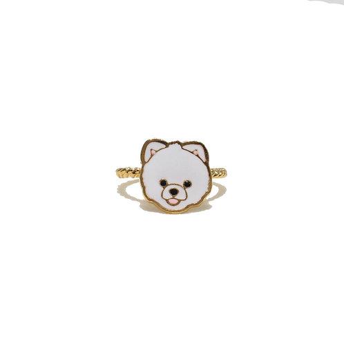 Gubjung & Friends - Pomeranian Ring (แหวนปอมเมอเรเนียน)