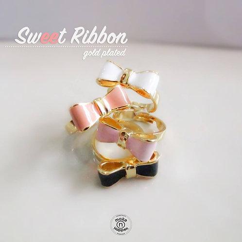Sweet Ribbon - Ring (แหวนโบว์)