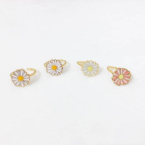Summer Set - Daisy Ring
