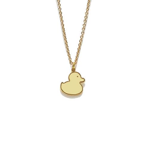 Duck Necklace (สร้อยคอ จี้เป็ด)
