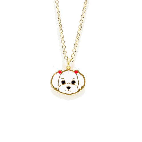 Gubjung & Friends - Maltese Necklace (สร้อยคอมอลทีส)