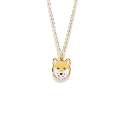 Gubjung & Friends - Shiba Necklace