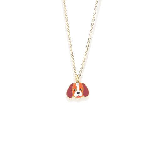 Gubjung & Friends - Beagle Necklace (สร้อยคอบีเกิล)