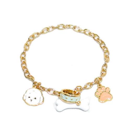 Gubjung & Friends Poodle bracelet (เซทข้อมือพุดเดิ้ล)