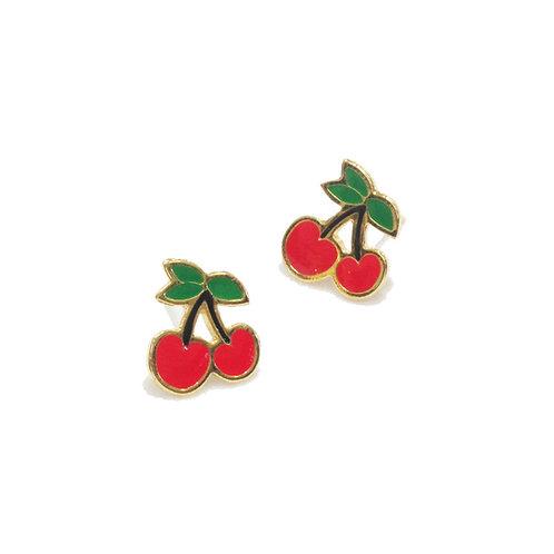 Cherry Earring (ต่างหูเชอรี่)
