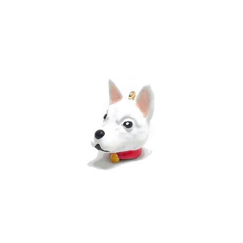 Gubjung & Friends - Taiwan Dog Long Necklace (สร้อยยาวน้องหมา)
