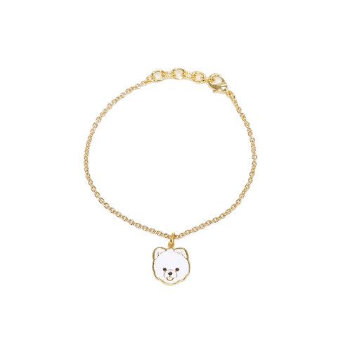 Gubjung & Friends - Pomeranian Bracelet (ข้อมือปอมเมอเรเนียน)