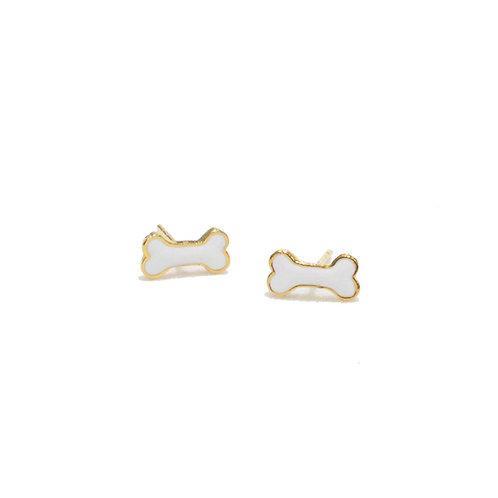 Bone earring