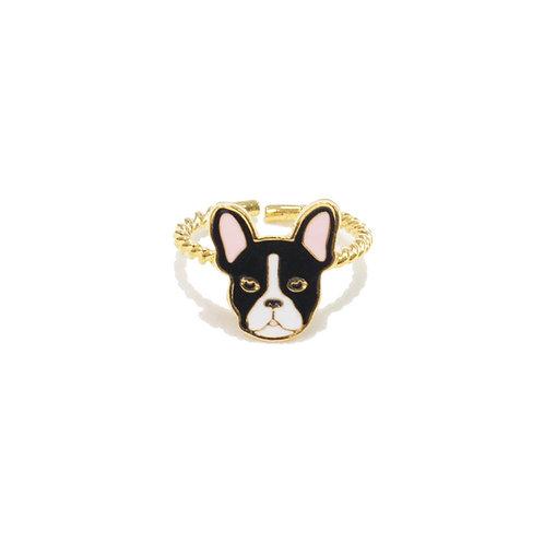 Gubjung & Friends - Bulldog Ring (แหวนบลูด็อก)