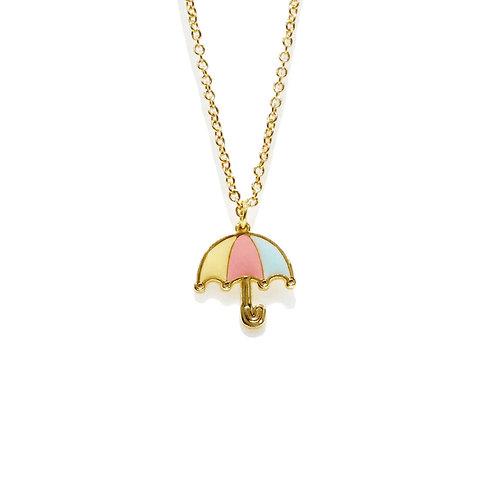 Unicorn and Fairy Tale - Umbrella Necklace (สร้อยคอ ร่ม)