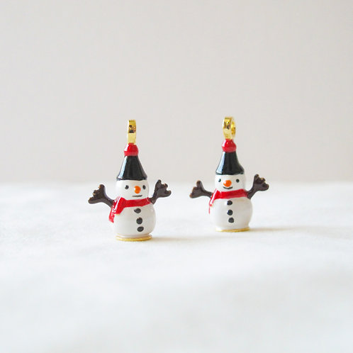 Snowman Bracelet / Necklace (สร้อยคอ/ข้อมือสโนว์แมน)