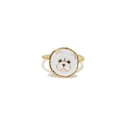 Gubjung & Friends - Chow Chow Ring (แหวนเชาเชา)