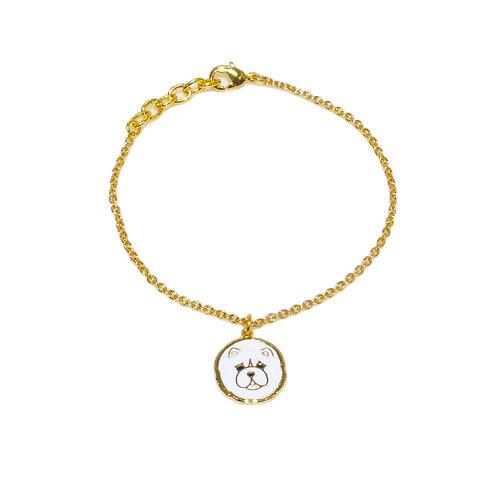 Gubjung & Friends - Chow Chow Bracelet (ข้อมือเชาเชา)