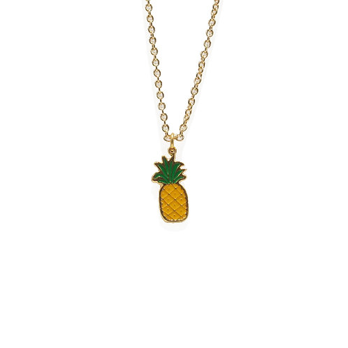 Summer - Pineapple Necklace