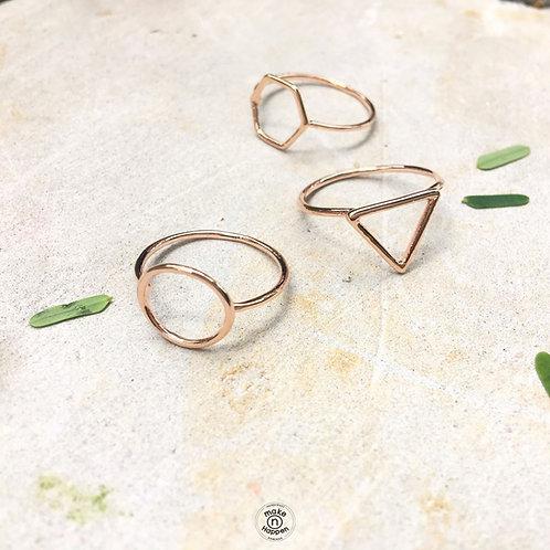 Simplicity Ring