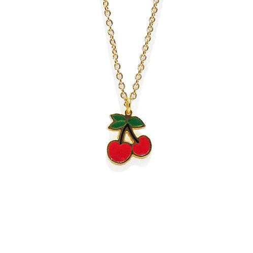 Cherry Necklace (สร้อยคอเชอรี่)