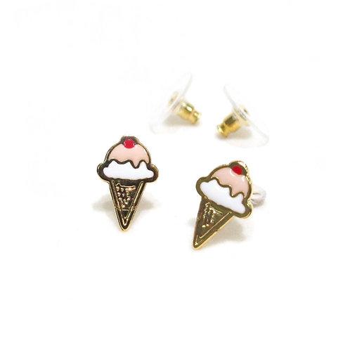 Sweet Addict - Ice cream earring
