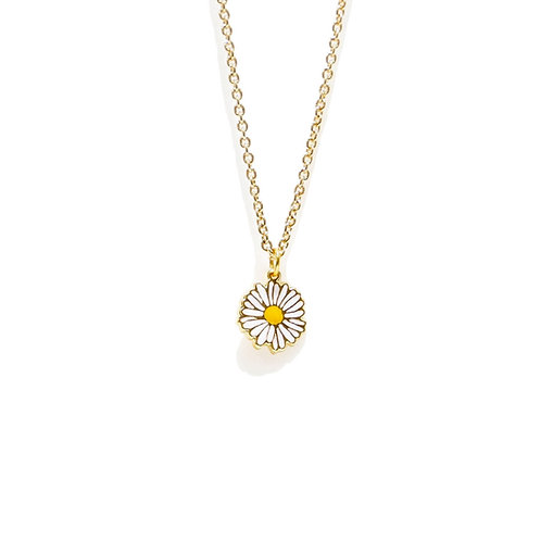 Summer Set - Daisy Necklace