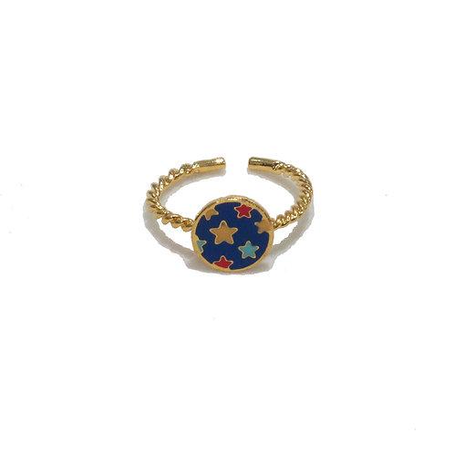 X'mas Ball Ring ( แหวนบอลคริสต์มาส)