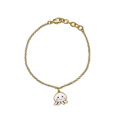 Wind & Sea - Jellyfish Bracelet (สร้อยข้อมือจี้แมงกะพรุน)