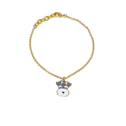 Gubjung & Friends - Schnauzer Bracelet (ข้อมือชเนาเซอร์)