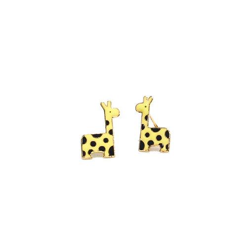 Giraffe Earring (ต่างหูยีราฟ)