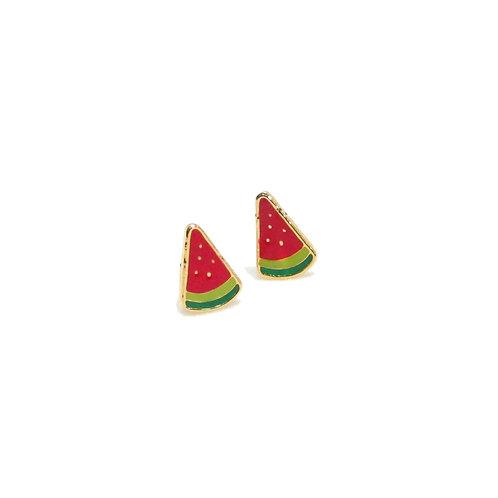 Watermelon Earring (ต่างหูแตงโม)