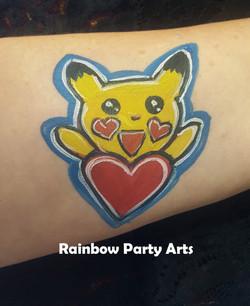 Pikachu Valentine