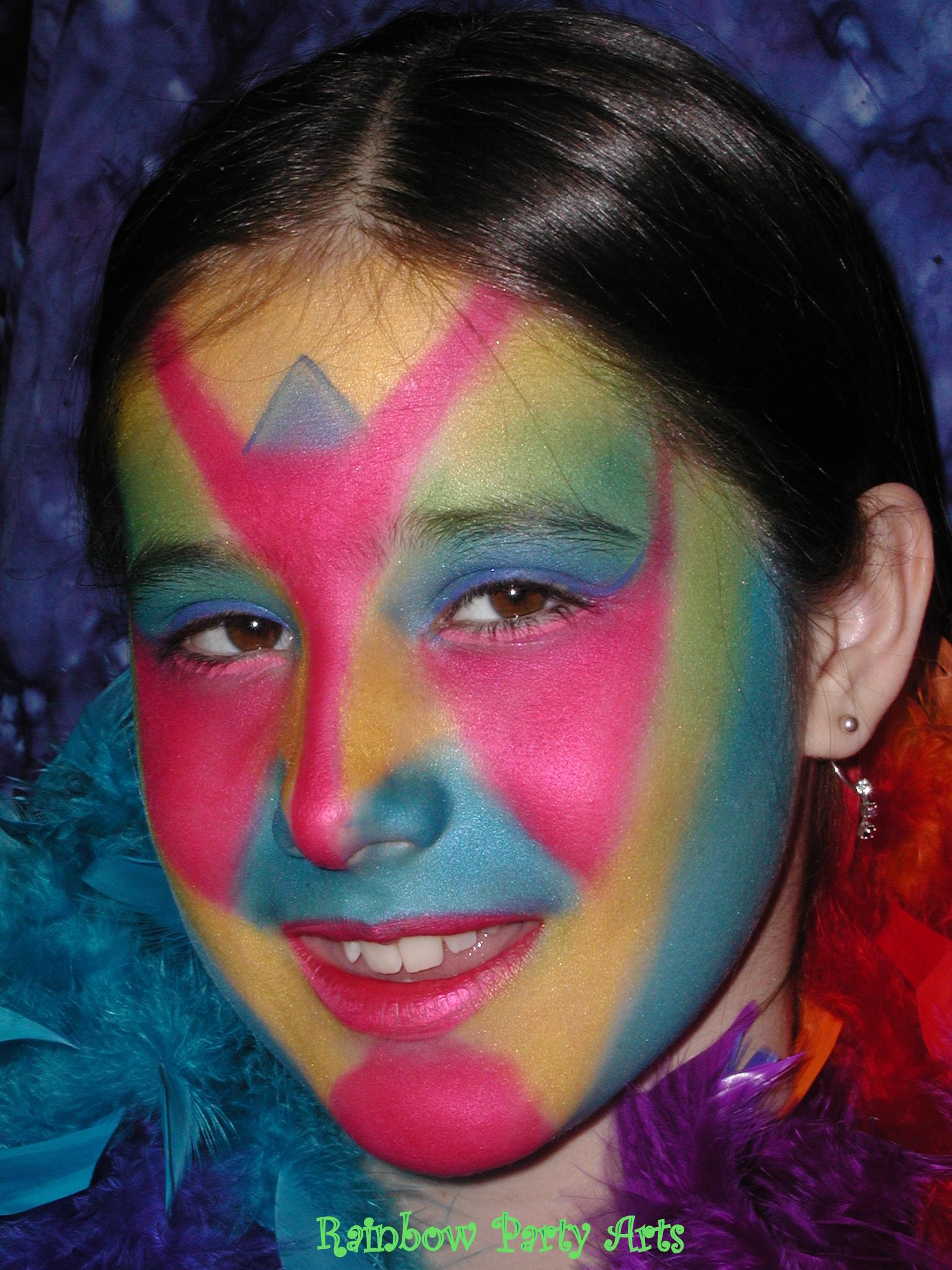 Carnival Face