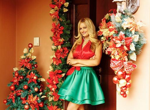 Oufit y Decorar en Navidad