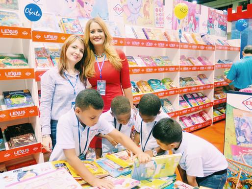 Feria del Libro -Participación Lexus Editores