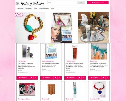 Se Bella y Señora E-Commers On Line Shop