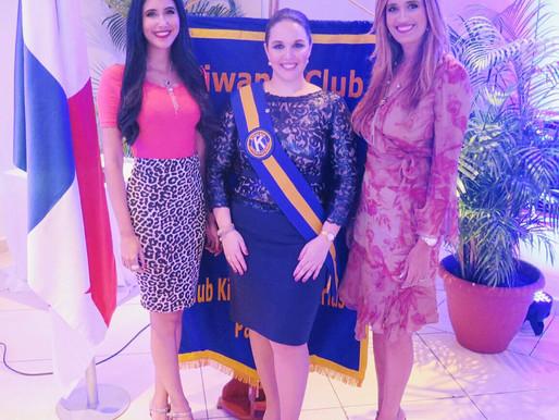 Nueva Junta Directiva Club Kiwanis Las Perlas