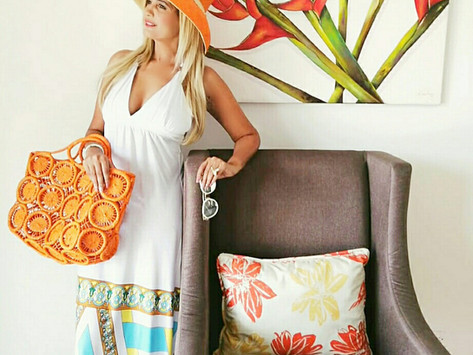Bolsos, Canastas y Sombreros para tu outfit y decoración