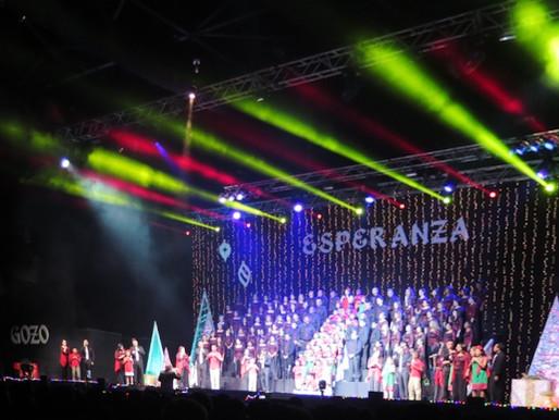 Cantata 2017 Navidad -Esperanza, Amor y Gozo