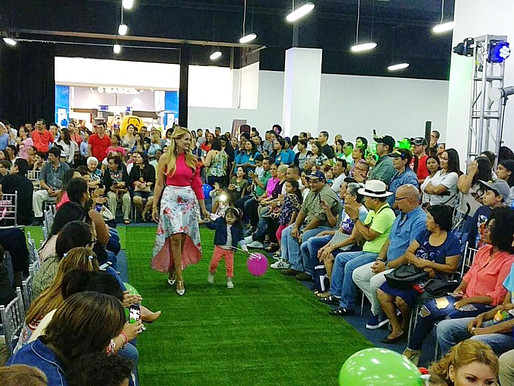 Pasarela Fashion Day para celebrar el día internacional del Síndrome de Down
