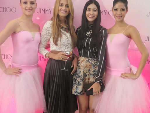Openning Jimmy Choo - Soho Mall