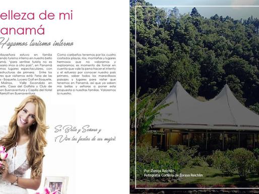 Articulo de Turismo-Bellezas de mi Panama en Revista CityMagazine