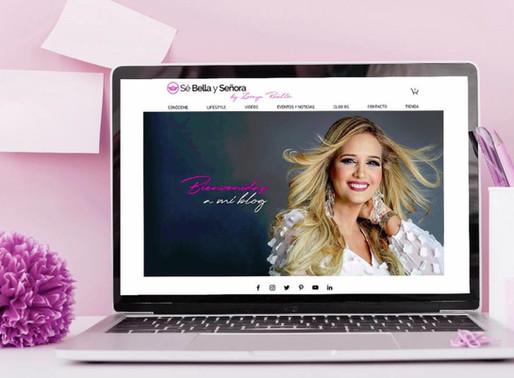 Sebellaysenora.com presenta su renovada plataforma Web.