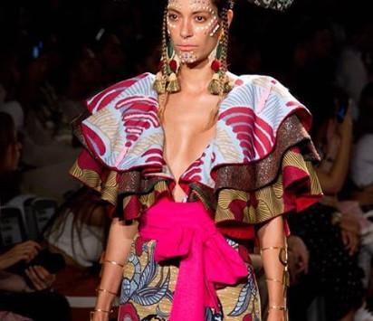 Mis Diseños favoritos en Colombia Moda 2018.