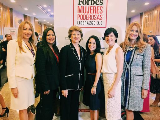 Foro Forbes Mujeres Poderosas - Liderazgo 3.0