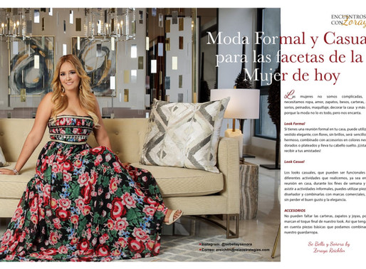 Encuentros Con Zoraya en Moda - Citymagazine