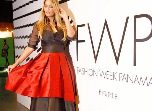 Fashion Week Panamá 2018 -Vive la fiesta de la moda.