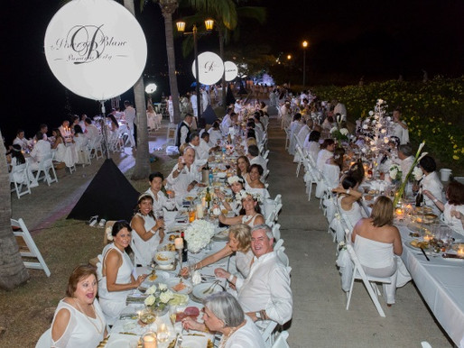 Evento Le Dinner en Blanc Panamá City