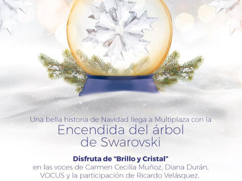Swarovki Magilca Christmas
