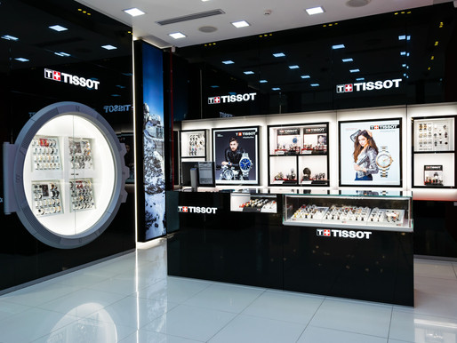World Time Inaugura su espacio Tissot