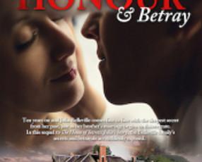 To Love, Honour & Betray: now on Amazon