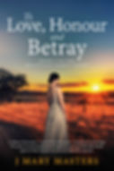Book 2 Love, Honour, Betray Cover SMALL